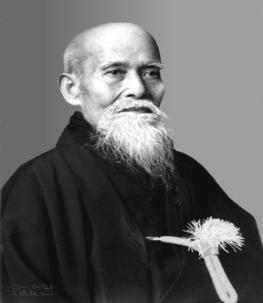 O'sensei Founder of Aikido